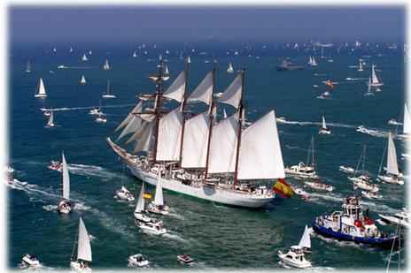 La protección del patrimonio marítimo español impulsada por la Ley de Navegación Marítima.